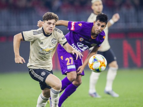 Daniel James reveals the advice he was given by Ryan Giggs after signing for Man Utd