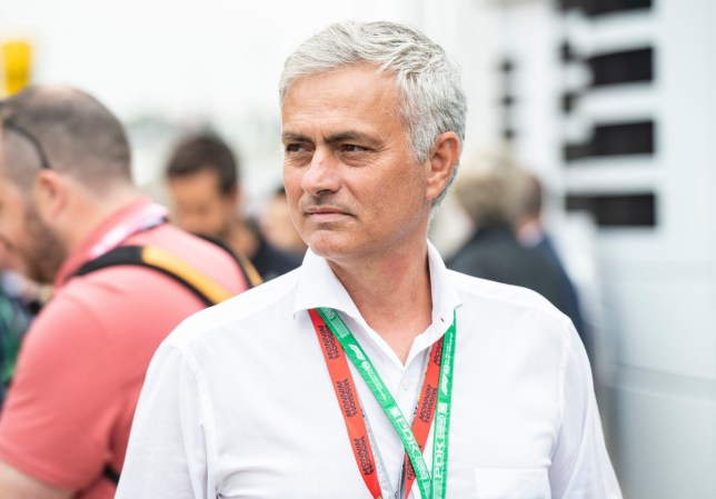 Jose Mourinho was asked about Frank Lampard's return to Chelsea