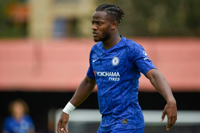 Frank Lampard impressed with Michy Batshuayi and Tammy Abraham after Chelsea beat St Patrick's in Dublin