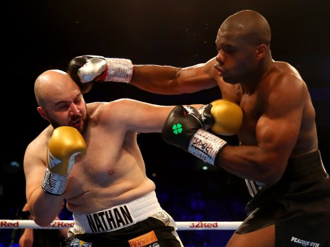 Daniel Dubois would beat Dillian Whyte right now, claims Frank Warren