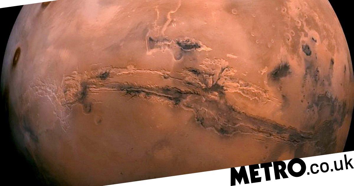 Nasa on alert as Mars 'Solar Conjunction' threatens Red Planet robots - Metro.co.uk