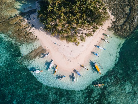 Siargao in the Philippines has been voted the best island in the world