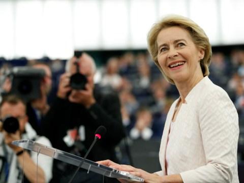 Ursula von der Leyen becomes first female European Commission president