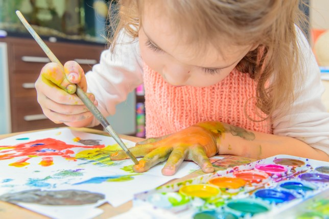 Holiday childcare costs were found to be highest in the South East, at an average of £162 per week per child (Picture: iStockphoto)