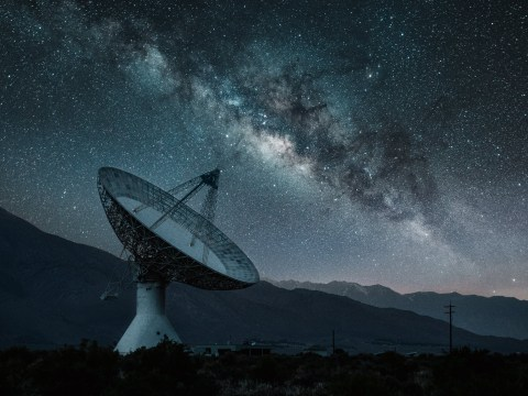 Mysterious radio signals from deep space picked up by Canadian astronomers