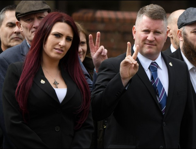 Britain First fined £44,000 for multiple law breaches