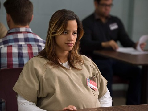 Orange Is The New Black star Dascha Polanco stole Daya's pregnancy pad from set to 'trick her lovers'