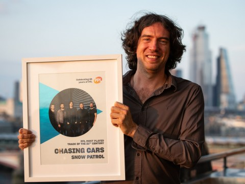 Chasing Cars by Snow Patrol is the most played song of the 21st century