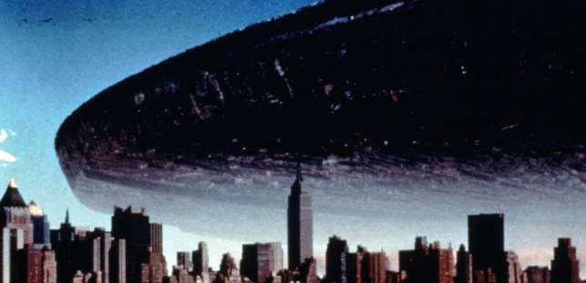 UFO expert insists alien technology poses huge security risks for Earth as he talks 'first contact'