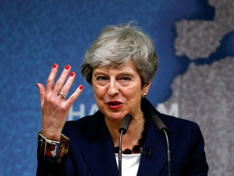 Theresa May speaks of 'deep regret' over Brexit failure