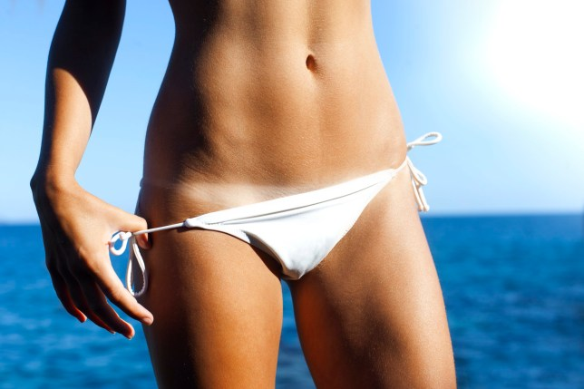 What do to when you go for a bikini wax, according to a beauty therapist