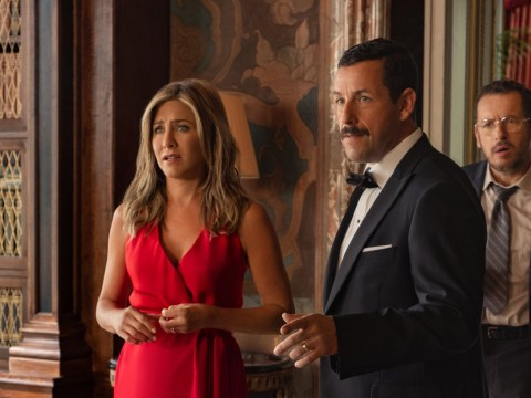 Murder Mystery proves just how attractive Adam Sandler is