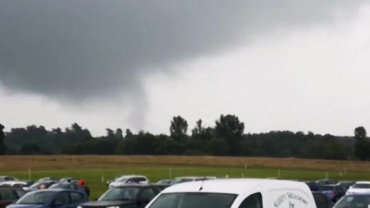 Tornado PA