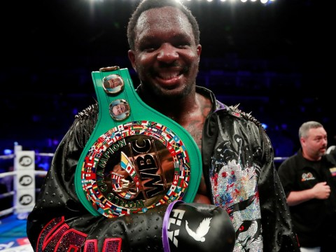 British Boxing Board of Control release statement amid reports Dillian Whyte has 'failed drug test'
