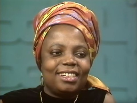 Who is Buchi Emecheta and why is she today's Google Doodle?