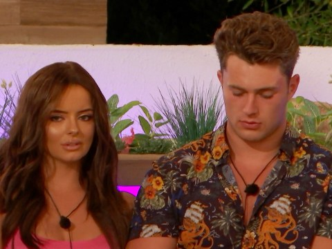 Love Island's Curtis Pritchard and Maura Higgins finally go on their first date – and it's about time
