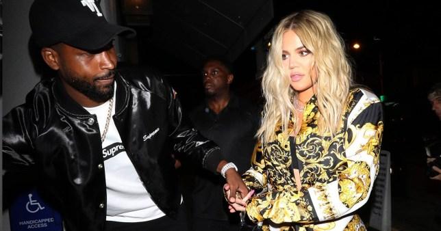 Khloe Kardashian and Tristan Thompson Khloe Kardashian out and about, Los Angeles