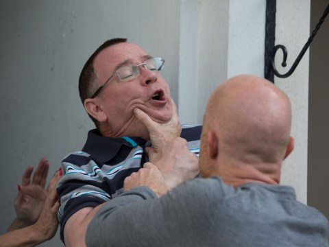 EastEnders spoilers: Ian Beale faces violence as Max Branning heads to kill Rainie