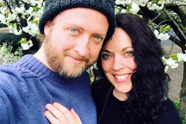Roderick Deakin-White and Amy Parsons
