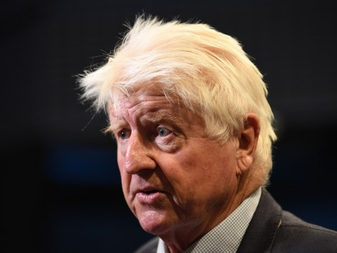 Who is Boris Johnson's dad Stanley Johnson and how old is he?