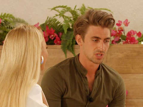 Love Island's Chris Taylor admits he does like India Reynolds: 'Everyone in the UK fancies her'