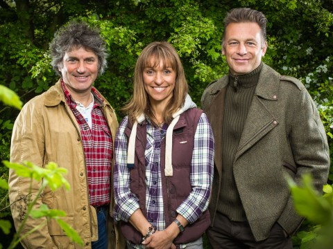 Ex Springwatch presenter Martin Hughes-Games says white and middle-class is an 'endangered species' on TV