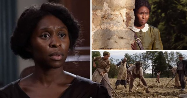 Harriet Tubman biopic trailer