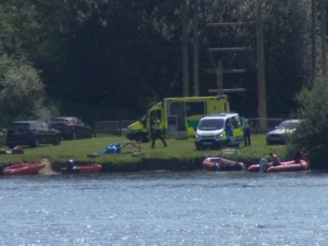 Man, 20s, drowns in lake while 'looking for missing dog'