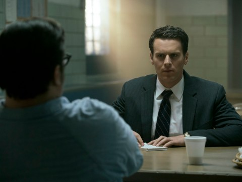 Who's in the cast for Mindhunter season 2?