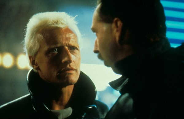 Film : Blade Runner, Rutger Hauer, Brion James No Merchandising. Editorial Use Only. No Book Cover Usage. Mandatory Credit: Photo by Moviestore/REX/Shutterstock (1561940a) Film and Television