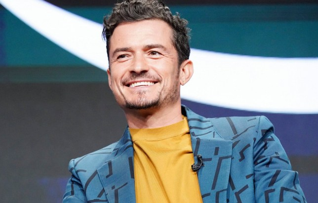 Mandatory Credit: Photo by Todd Williamson/JanuaryImages/REX (10348625s) Orlando Bloom Amazon Prime 'Carnival Row' TV Show panel, TCA Summer Press Tour, Los Angeles, USA - 27 Jul 2019