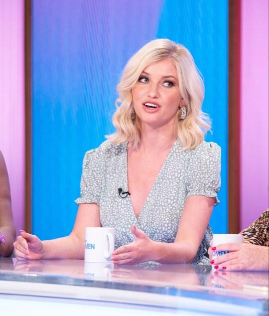 Love Island's Amy Hart on Loose Women