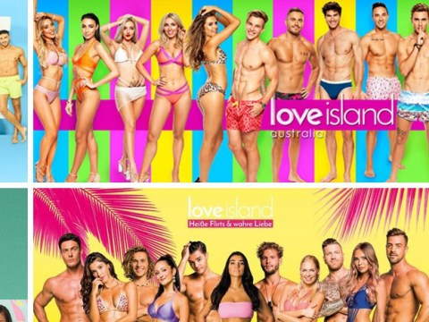 Love Island line-ups from around the world back-to-back are chilling clones of each other