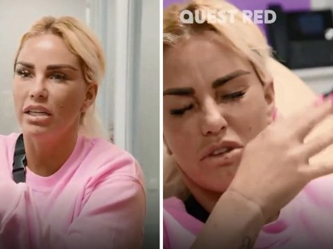 Katie Price wants to 'hurry up' getting pregnant as fertility clinic warns she'll struggle conceiving