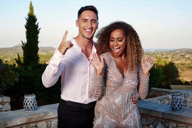 Greg O'Shea and Amber Gill win Love Island