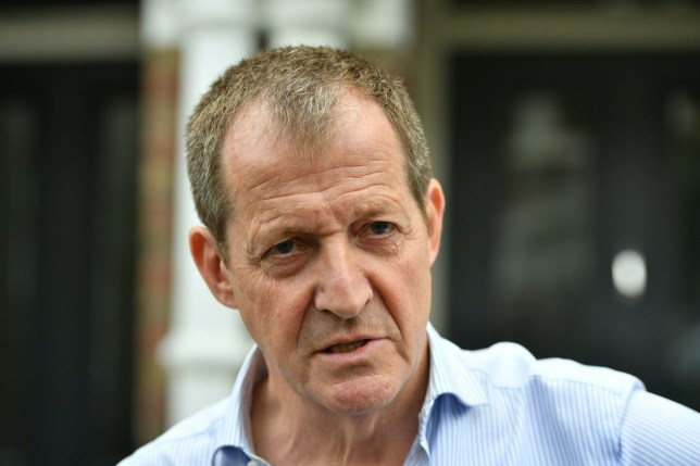"""File photo dated 28/5/2019 of Alastair Campbell, the director of communications during Tony Blair's time as prime minister, who has said that he """"no longer"""" wants to be part of the Labour Party under Jeremy Corbyn. PRESS ASSOCIATION Photo. Issue date: Tuesday July 30, 2019. Mr Campbell was expelled from the party in May after admitting voting Liberal Democrat in the European elections as a protest and had planned to appeal against the decision. See PA story POLITICS Brexit. Photo credit should read: Dominic Lipinski/PA Wire"""