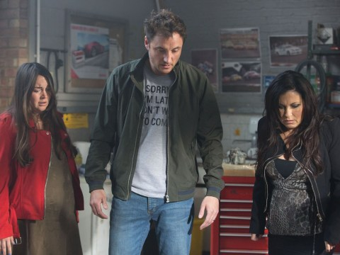 Where is Stacey in EastEnders and has Lacey Turner left?