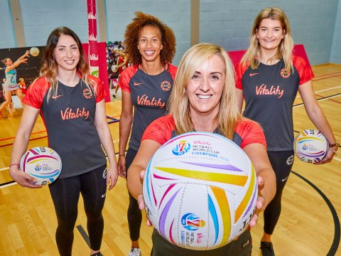 Tracey Neville: 'The Netball World Cup will create role models for young girls everywhere'