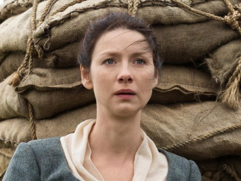 Outlander behind-the-scenes pics might drop huge hint Claire travels back to the future in season 5