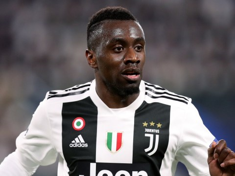 Manchester United make approach to sign Blaise Matuidi from Juventus