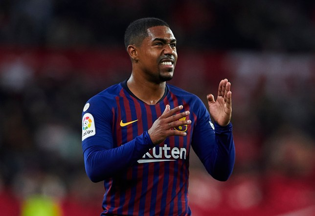 Barcelona winger Malcom is wanted by Arsenal this summer