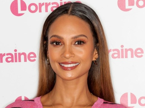 Alesha Dixon feels more 'relaxed' in second pregnancy