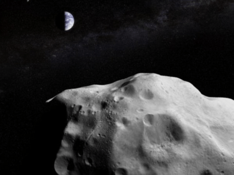 An asteroid once feared to be on a collision course with Earth has disappeared