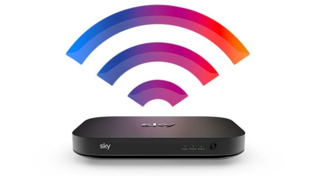 Sky offers customers home broadband as well as mobile and TV options (Sky)
