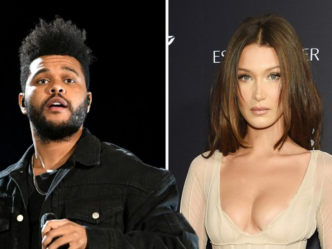 The Weeknd shrugs off rumours he and Bella Hadid have split by teasing fans with a new album
