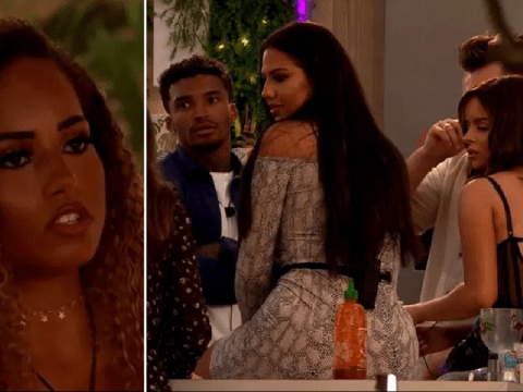 Love Island spoilers: Amber Gill blasts Maura Higgins for not standing up for her over Michael Griffiths 'sit down' drama