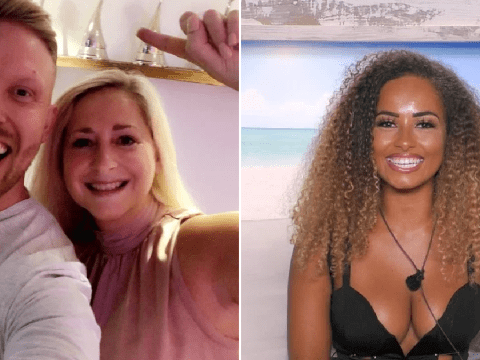 Love Island: Amber Gill's mum wants her to forget Michael Griffiths just as he confesses he still has feelings for her