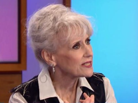 Brian May's wife Anita Dobson had to sit in the ladies 'for a while' after watching Bohemian Rhapsody: 'I was in shreds'