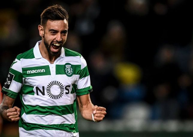 Manchester United are preparing a £50m move for Sporting star Bruno Fernandes