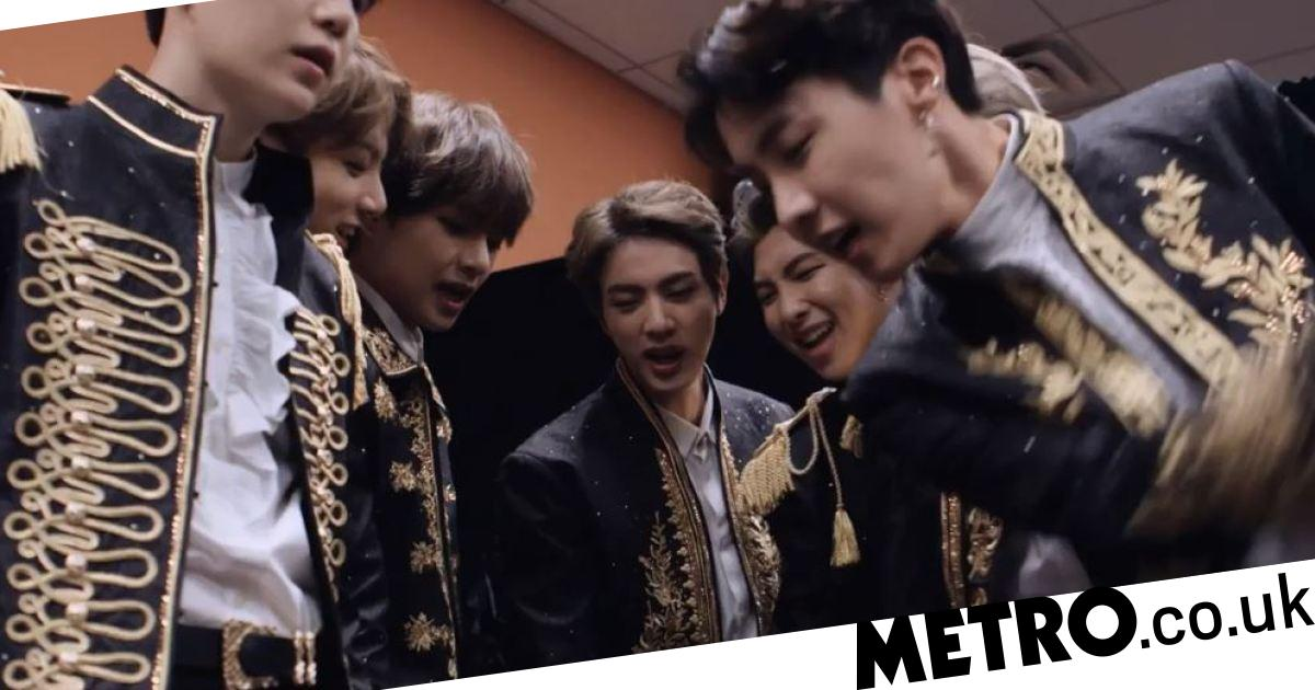 Bts New Movie Trailer Bring The Soul Shines Spotlight On Army